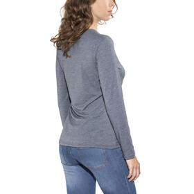 Meru Lidingö L/S Shirt Women blue wing teal melange